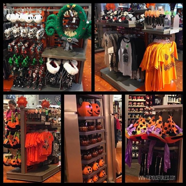 2019 Fall & Halloween Activities and Events at Walt Disney