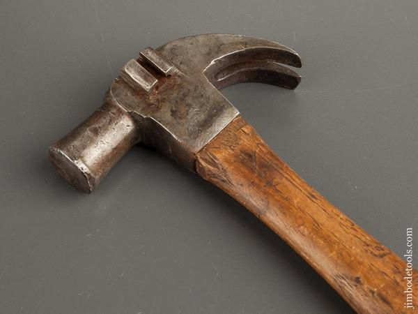 13 3 8 By 4 1 4 Inch Nail Holding Claw Hammer 82256r Hammer Time Claw Hammer Vintage Tools Tools