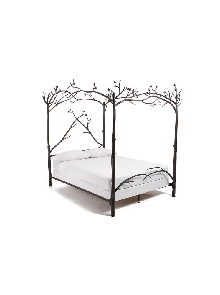 Tree Bed. Perfect With Some Fairy Lights