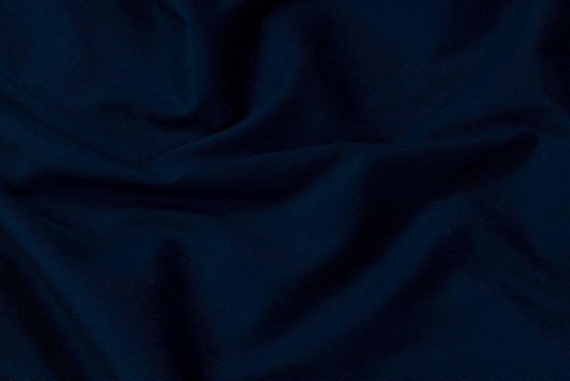 Babyfløjl i marineblå