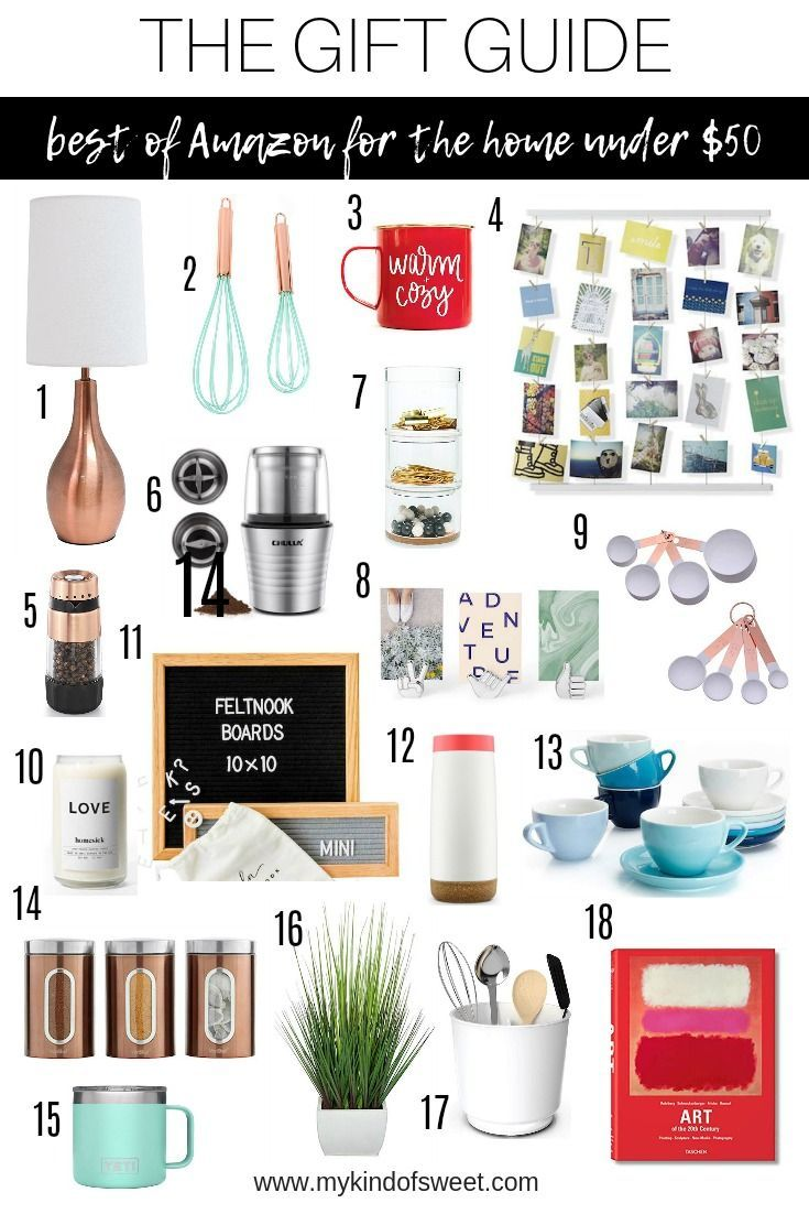 The Holiday Gift Guide Best Of Amazon Under 50 For Her