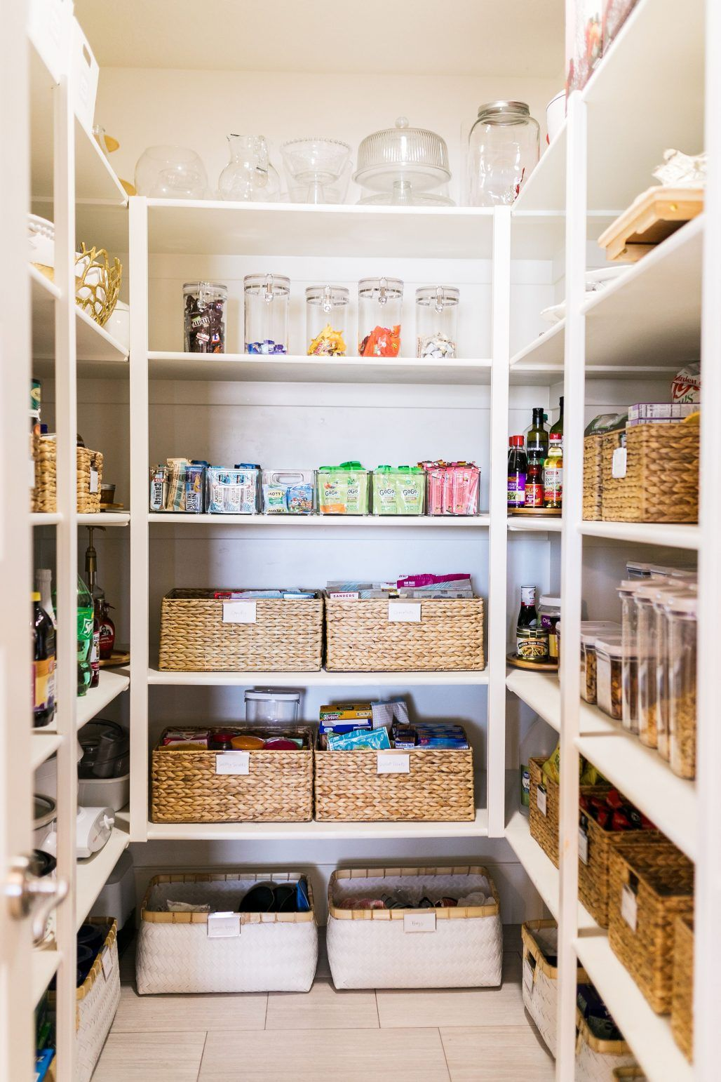 small pantry organization tips the easiest way to keep it organized small pantry organization on kitchen organization no pantry id=75978