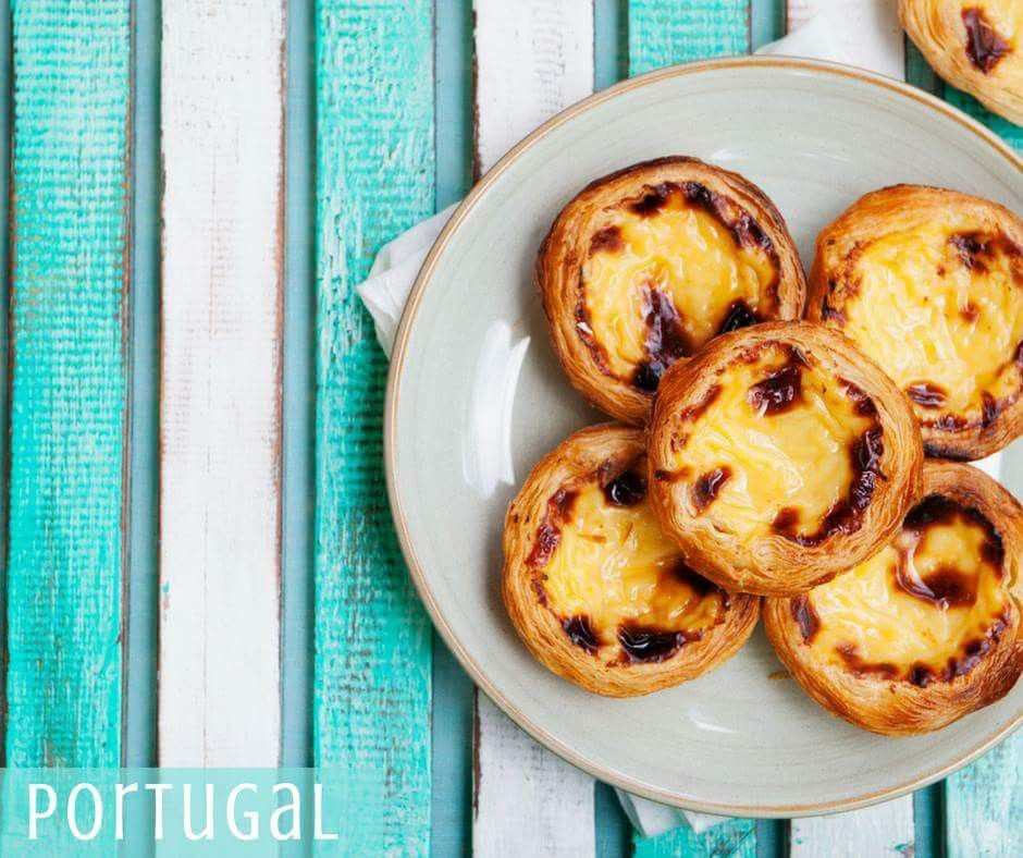 Have you tried the iconic pastel de nata once you taste