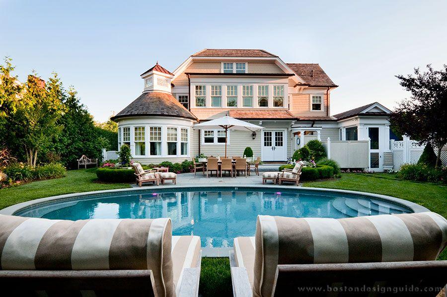 Sudbury Design Group Landscape Architecture Services In Sudbury Ma New England Homes House And Home Magazine Design