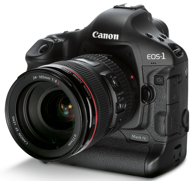 Canon Eos 1d Mark Iv Manual A User Guide For Professional Shooter Best Digital Camera Eos Canon
