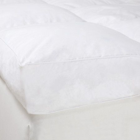 233 Thread Count Down Fill Mattress Topper At Joss And Main