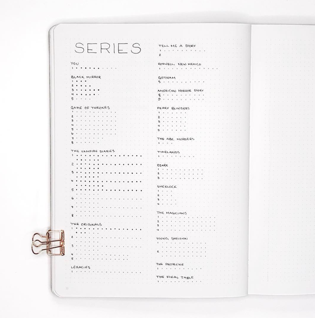 51 Of The Best Minimalist Bullet Journal Spreads : You Need To See This!
