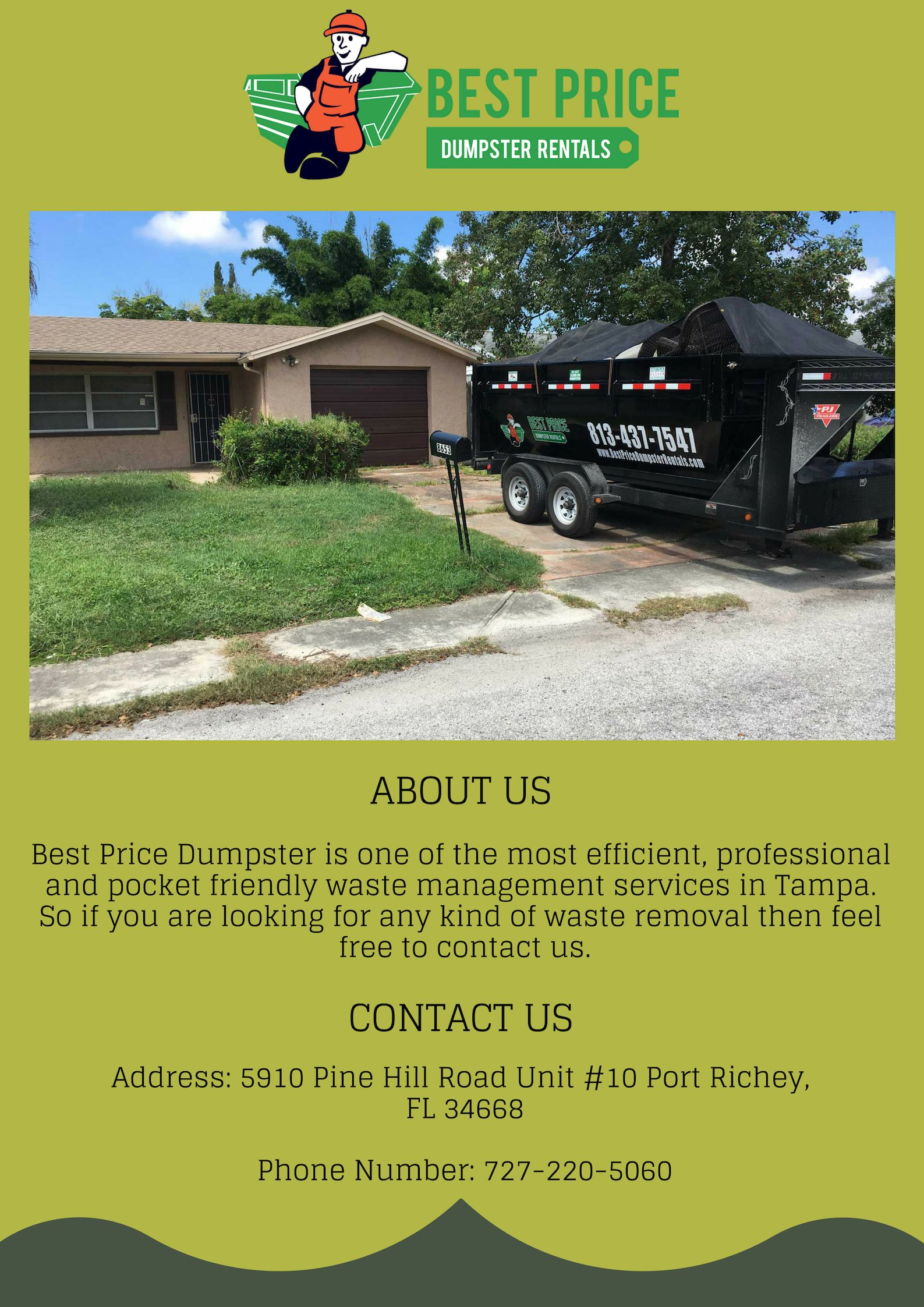 Best waste management service provider in Florida  | Leading