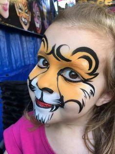 22 Easy Cat Face Paint Design #face