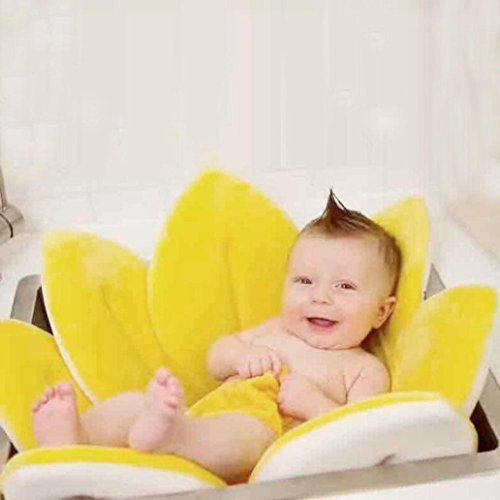 Blooming baby bath aid alternative to baby bath plus it looks ...