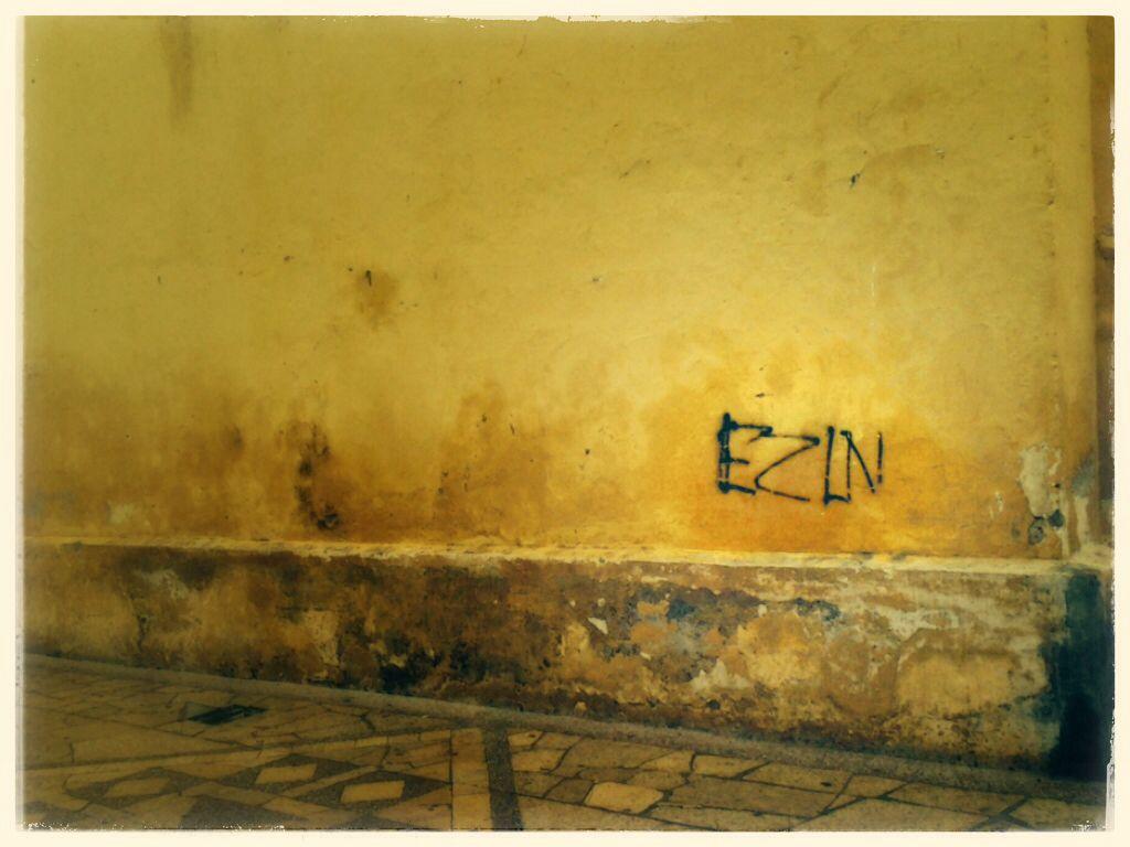 san cristóbal de las casas. chiapas. #ezln