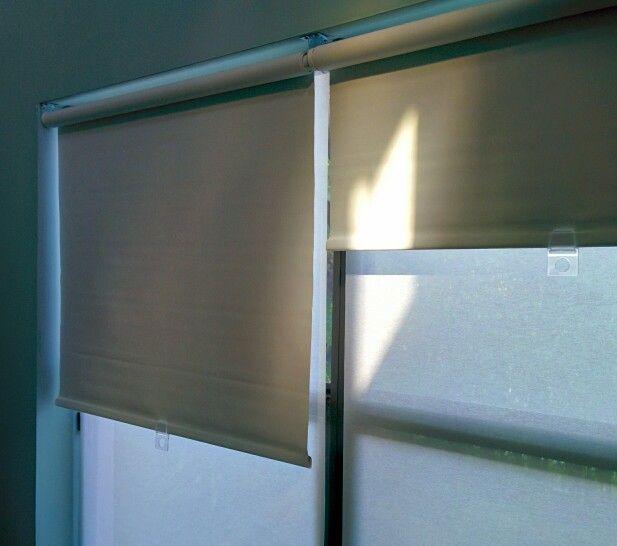 Ikea Tupplur Blinds Combined With Enje For The Office Modern Blinds Blinds Design Outdoor Blinds