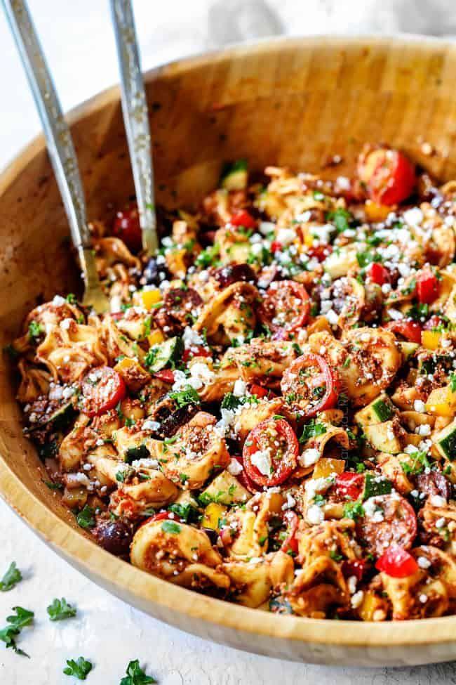 Photo of Greek Pasta Salad