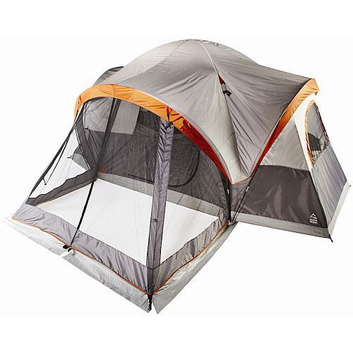 ALPINE DESIGN 8-Person Mesa Tent with Screen Porch  sc 1 st  Pinterest & ALPINE DESIGN 8-Person Mesa Tent with Screen Porch | Camping ...