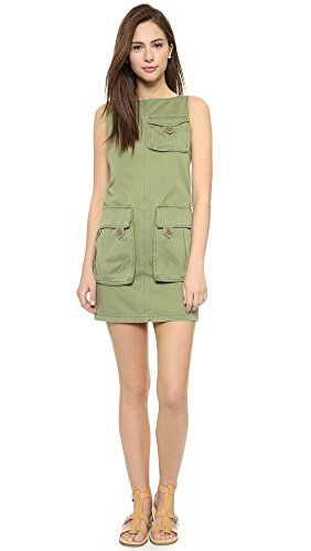 Marc by Marc Jacobs Women's Classic Cotton Dress, Moore Green, 10 Marc by Marc Jacobs http://www.amazon.com/dp/B00P8Q7KI6/ref=cm_sw_r_pi_dp_q0fcvb09DSPC6
