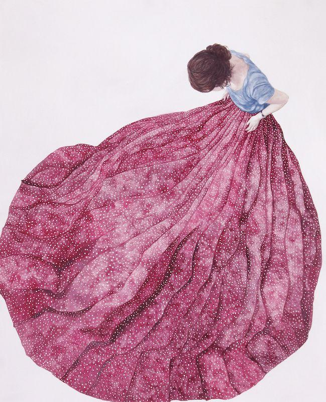 Monica Rohan recuerdos de infancia entre mantas de patchwork