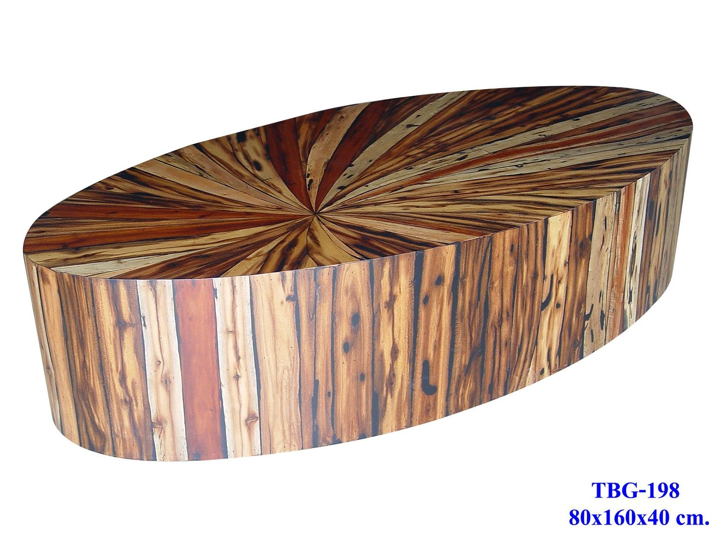 Mixed Wood Coffee Table Custom Sizes & Designs Available ...
