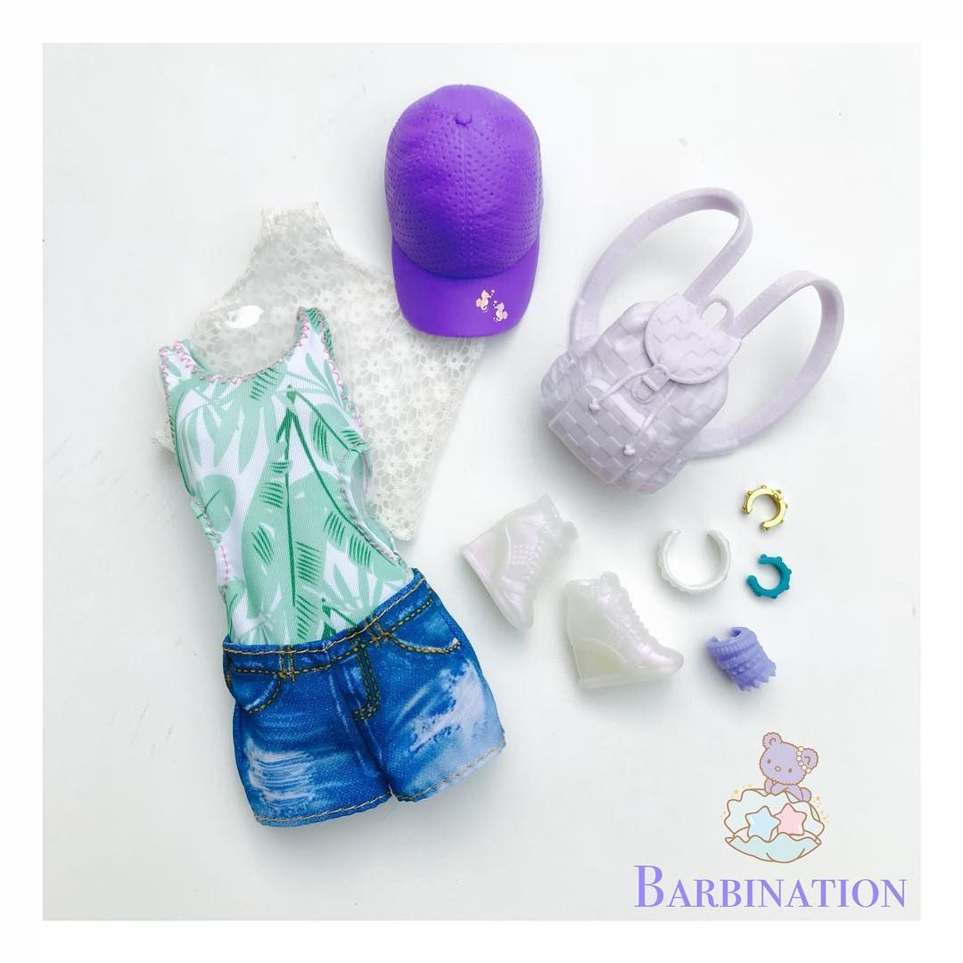 Barbie Geyimleri Barbie Fashionista Dolls Dress Barbie Doll Barbie Clothes
