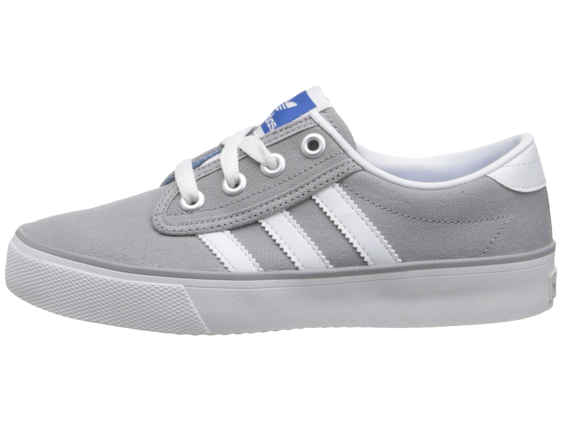 adidas originals kiel canvas trainers grey - Google Search