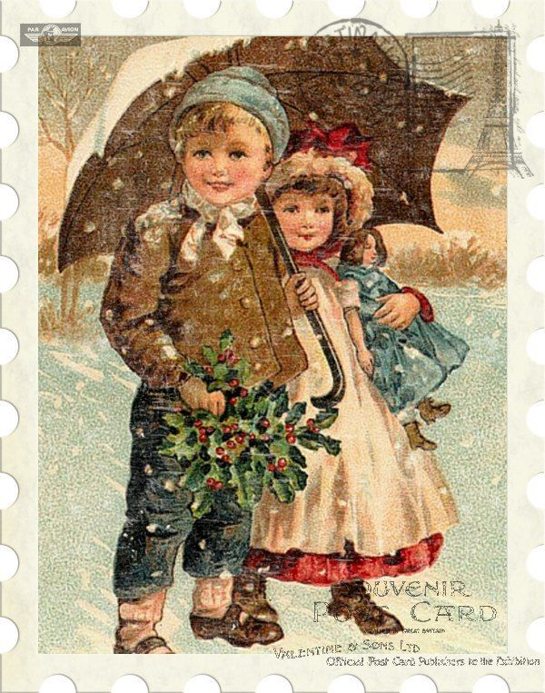 Старые открытки качество