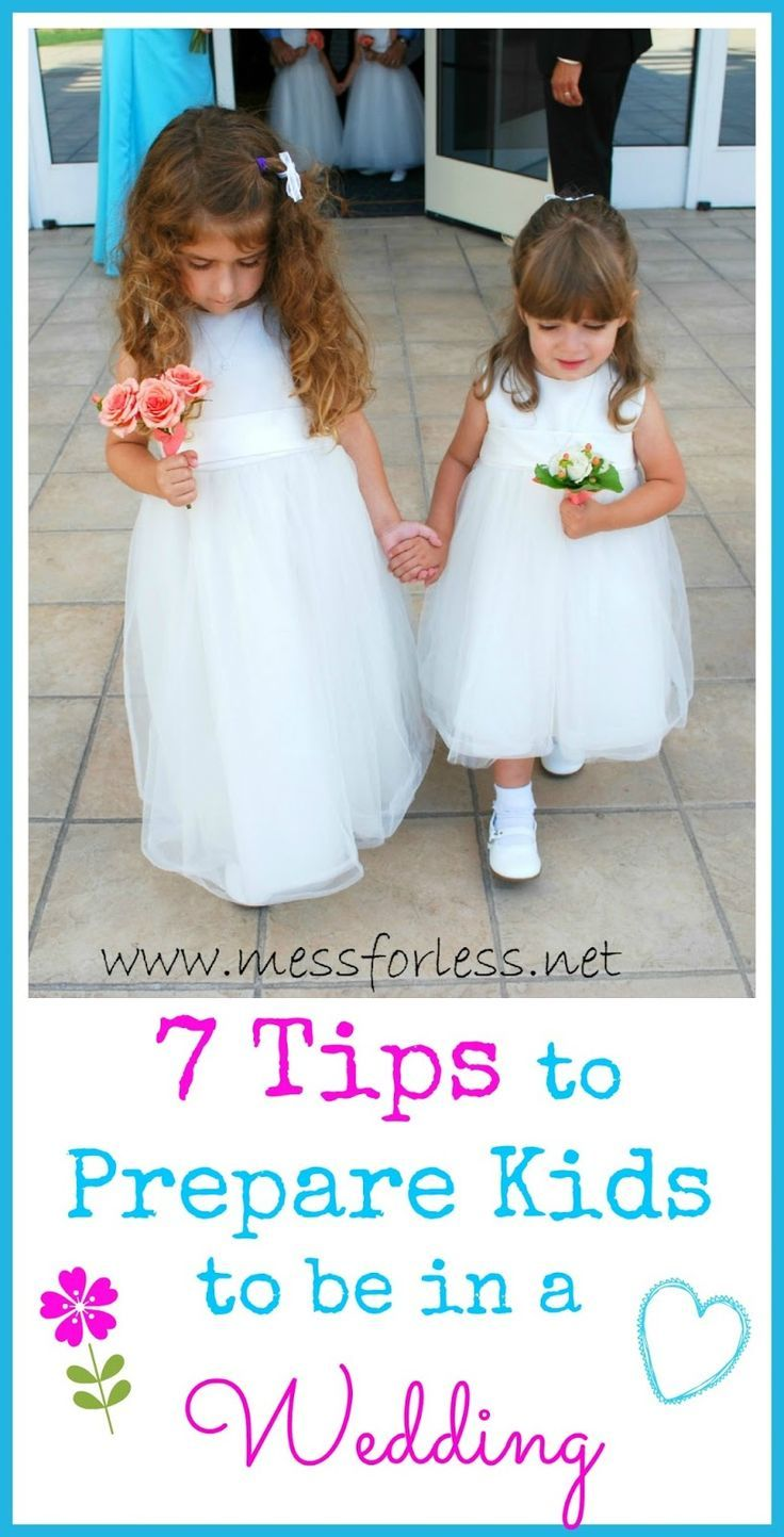 tips for having your kids in a wedding twins parents and wedding