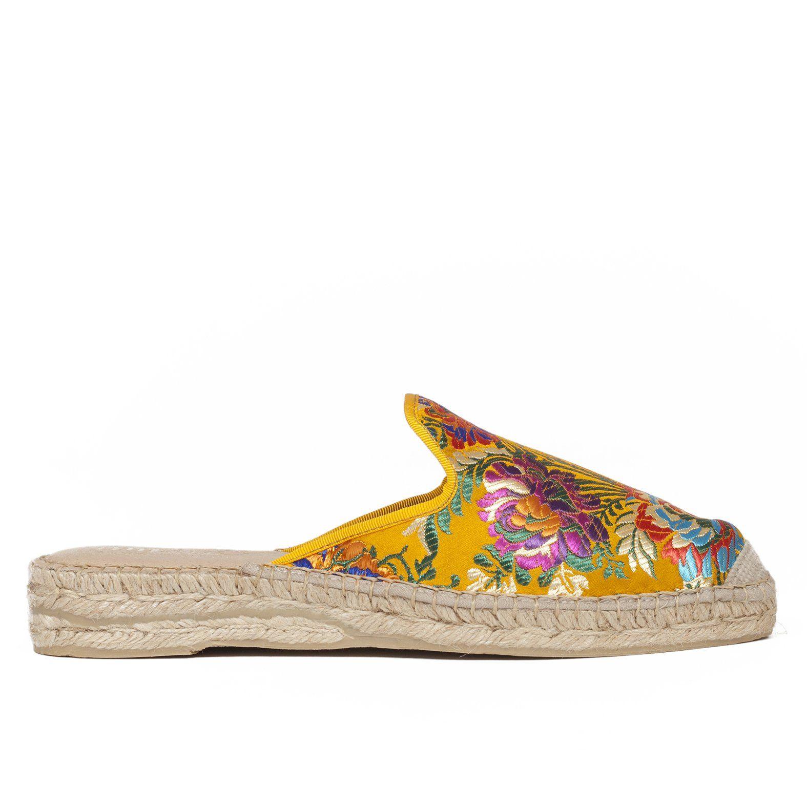 218f90dfc17 Alpargata Plataforma AMARILLO – Hecho en España miMaO Zapatos Online –  miMaO ShopOnline