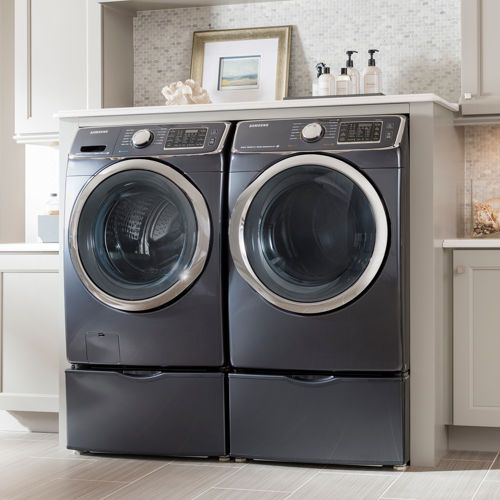 Samsung 2 Piece Front Load Laundry Suite| 5 2 cu ft Washer