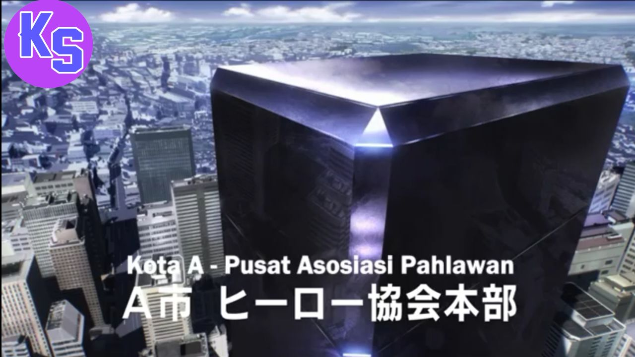 One punch man episode 7 subtitle indonesia Tokyo ghoul