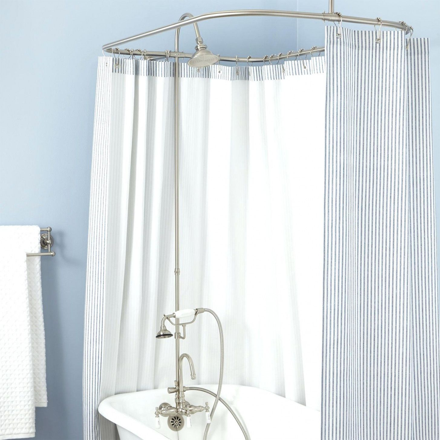 Shower Curtain Hook Alternatives Shower Curtains Design
