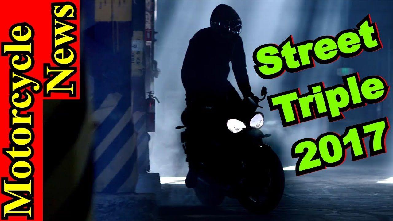 Motorcycle News MN Triumph Street Triple 2017   Kawasaki Artificial Inte...