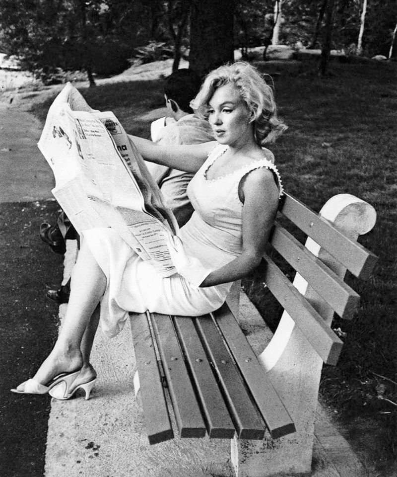 """The Proposal #1,"" Marilyn Monroe 