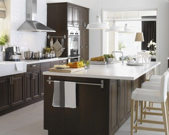 Ikea Kitchen Design, Pictures, Remodel, Decor and Ideas   Kitchen ...