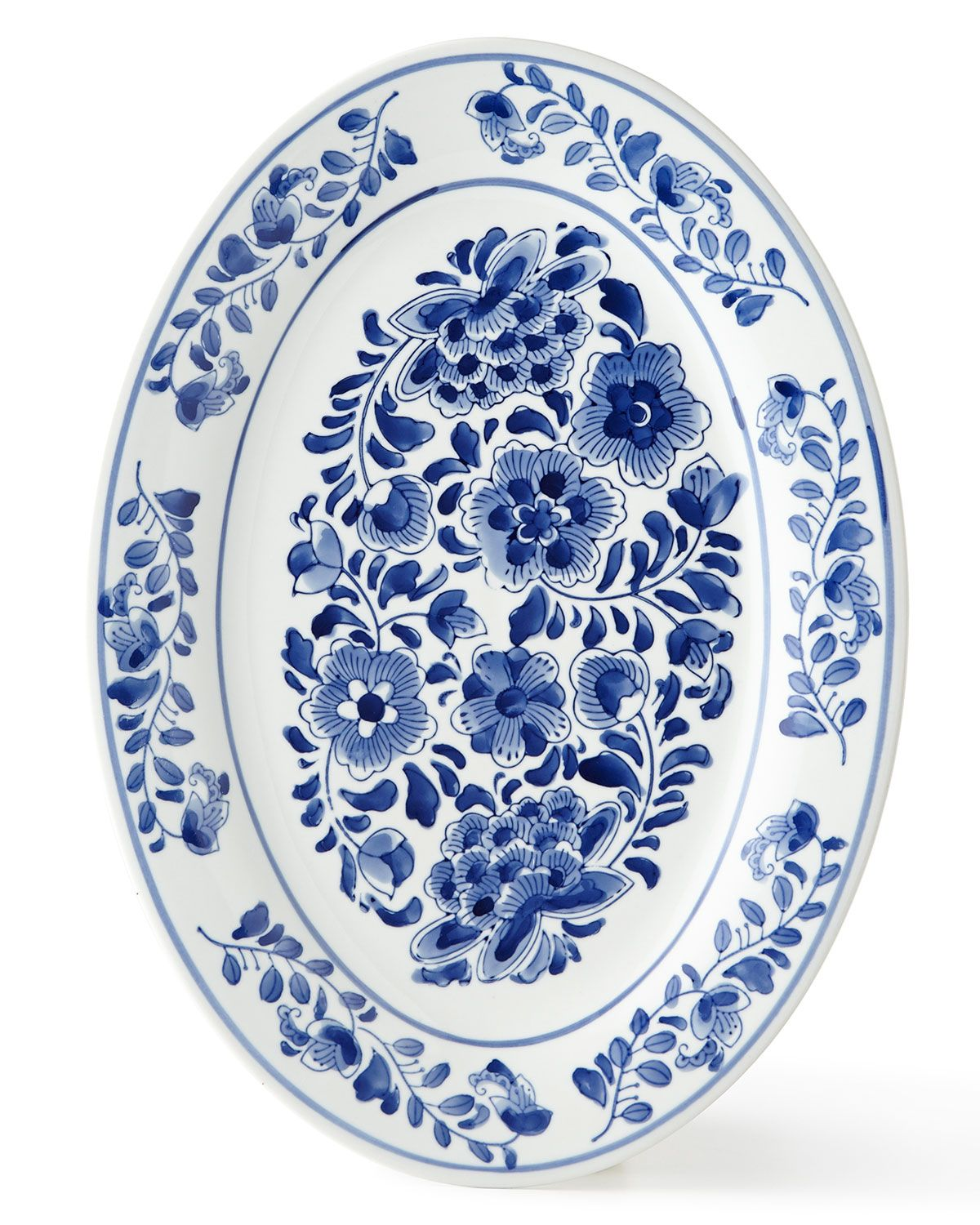 Each Traditional Oval Platter