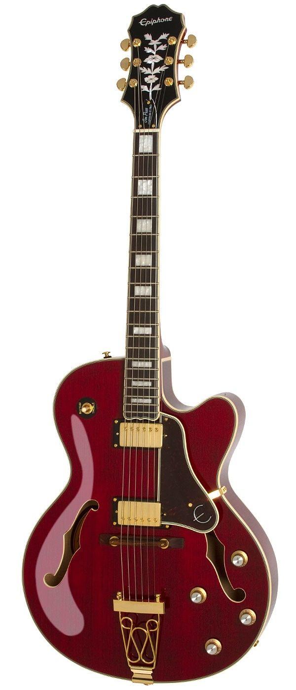 Epiphone Joe Pass Emperor Ii Pro Instrumentos Musicais Instrumentos Blues