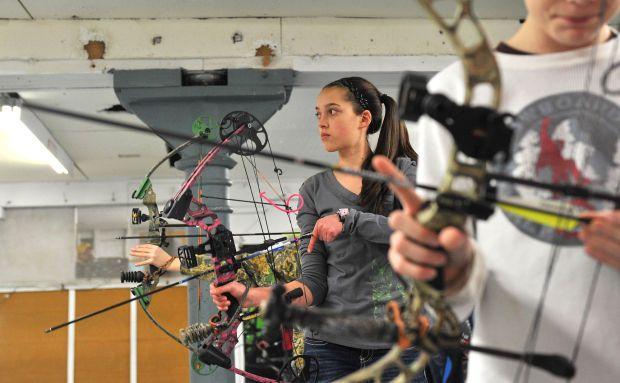 Youth Archery Youth Archery Kids Sports Archery