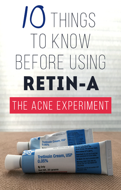 My Routine For Starting On Tretinoin Retin A Cream With Video Lab Muffin Beauty Science Tretinoin Beauty Science Tretinoin Cream