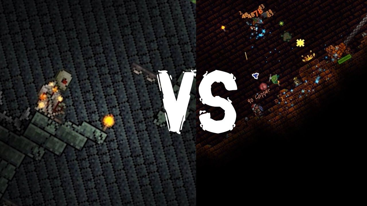 Hardmode Dungeon Vs Jungle Temple Terraria 1 3 4 4 Jungle Temple Dungeon Terrarium