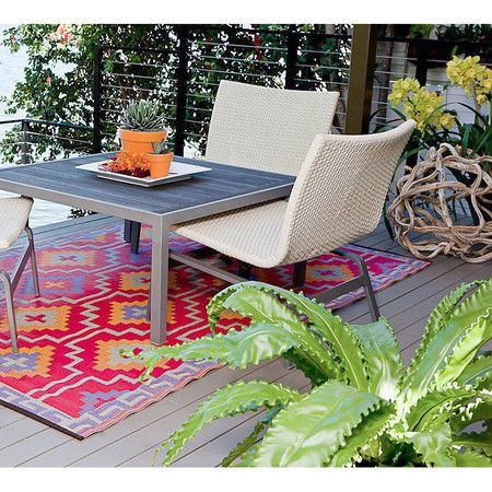 I Pinned This Lhasa Indoor Outdoor Rug From The Destination Rio De Janeiro Event At Joss A Outdoor Plastic Rug Outdoor Area Rugs Indoor Outdoor Rugs