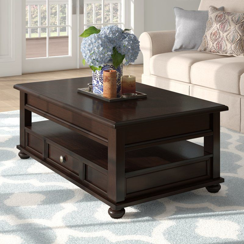 Gilmore Coffee Table With Lift Top Center Table Living Room Coffee Table Centre Table Living Room