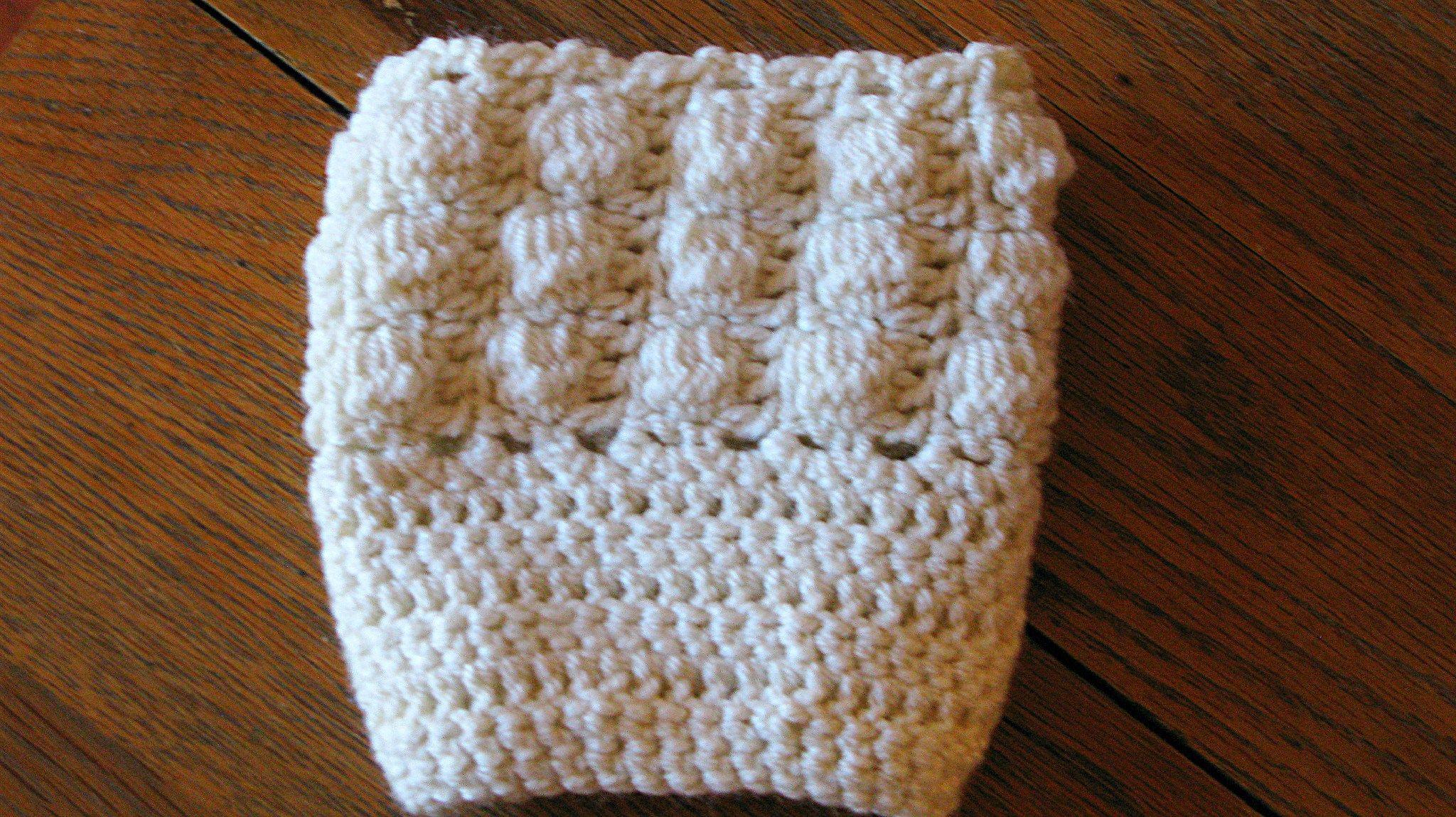 Sideways Cluster Boot Cuff Pattern | Free pattern, Patterns and Crochet