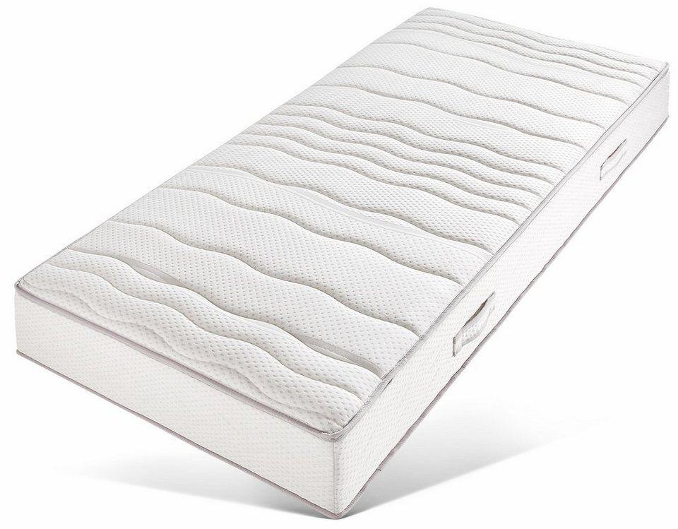 Komfortschaummatratze Wellness Deluxe Beco 27 Cm Hoch Raumgewicht 35