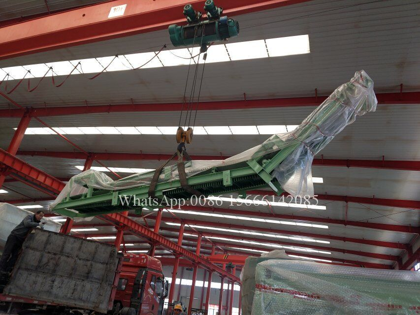Shandong Double Crane poultry feed pellet production line 3tph