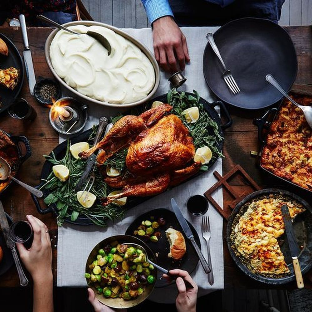 10 Playlists to Match Your Thanksgiving Vibe, From