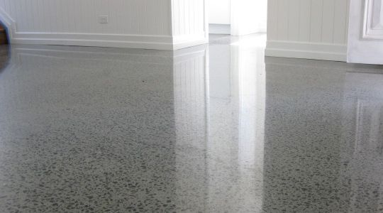 Terrazzo Maintenance Montgomery County Terrazzo Floors Are Easy To - How to maintain terrazzo floors