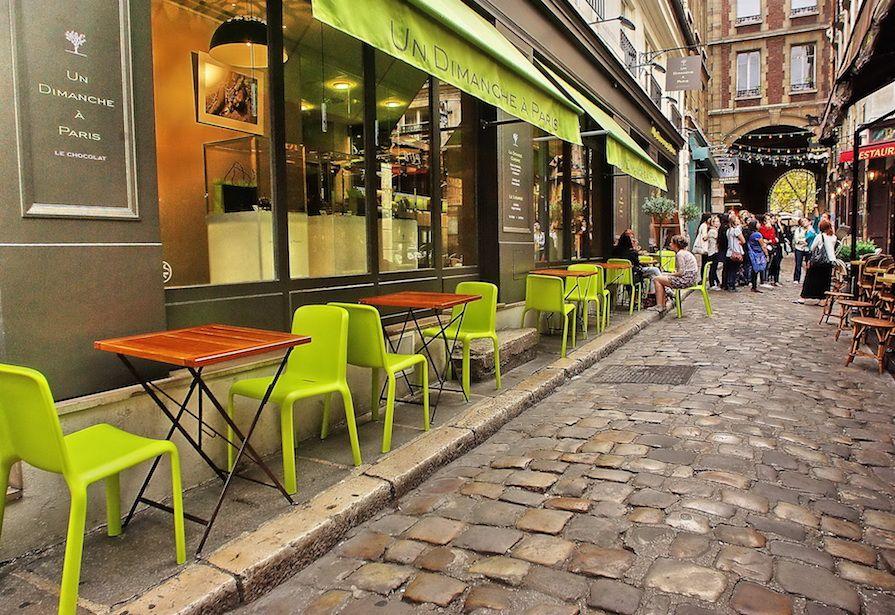 Un Dimanche à Paris | Danielle Noce