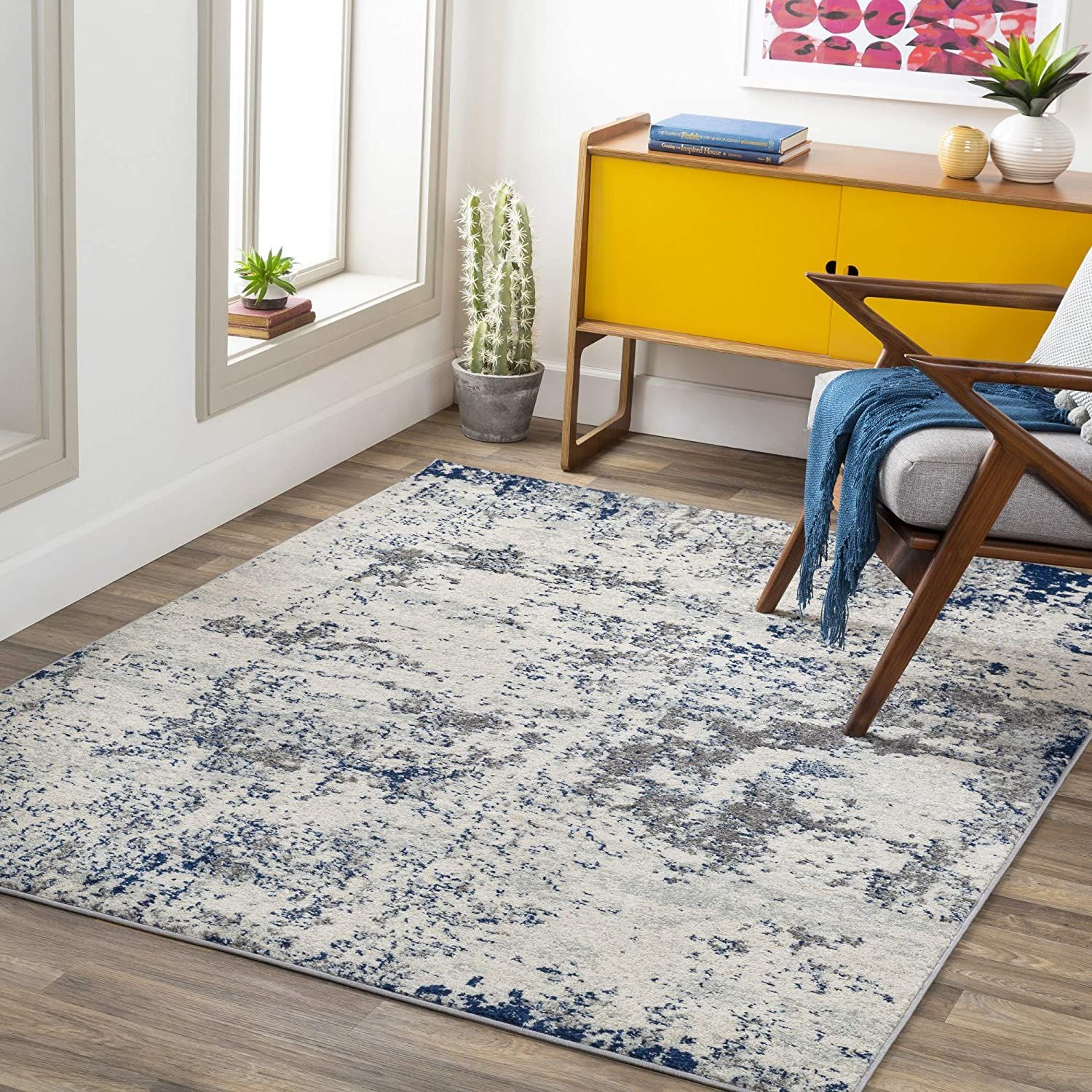 Pin By Miranda Scott On Ms Bd Home Light Grey Area Rug Blue Area Rugs Southwestern Area Rugs Ms living room rugs