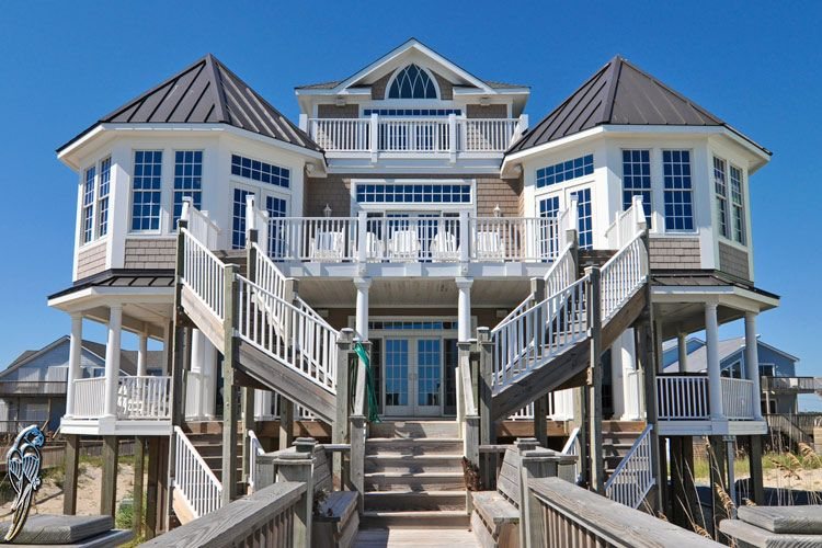 This Is A Great Spot To Have Wedding Topsail Island Beach Weddings Are Beautiful And The Whole Family Can Stay