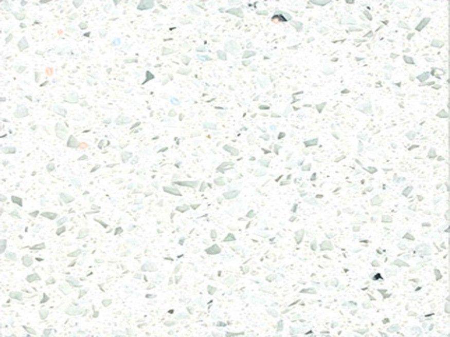Sparkling White Mc Granite Countertops Quartz Kitchen