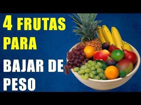 FRUTAS QUE ADELGAZAN RAPIDO Frutas Para Bajar De Peso Dieta Para Perder Peso y Adelgazar Facil - YouTube