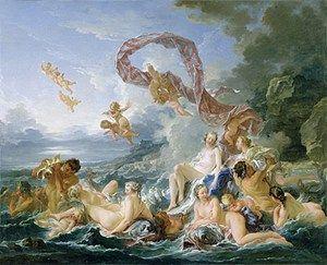 François Boucher, Triumph of Venus